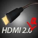 Интерфейс HDMI 2.0a
