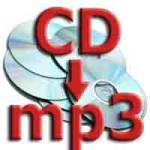 Как сделать из CD MP3