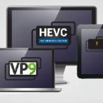 HEVC и VP9 какой кодек лучше?