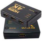 Как подключить к телевизору 4K несколько устройств через 1 HDMI