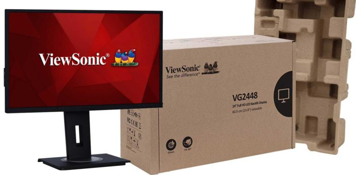 Монитор ViewSonic VG2448 обзор