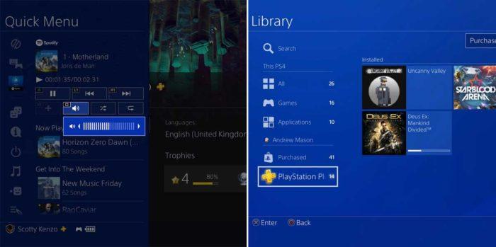 Обновление прошивки 5.50 для PlayStation 4 Pro. Особенности