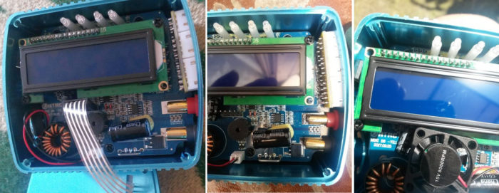 Imax B6AC mini v2 снимаем верхнюю крышку