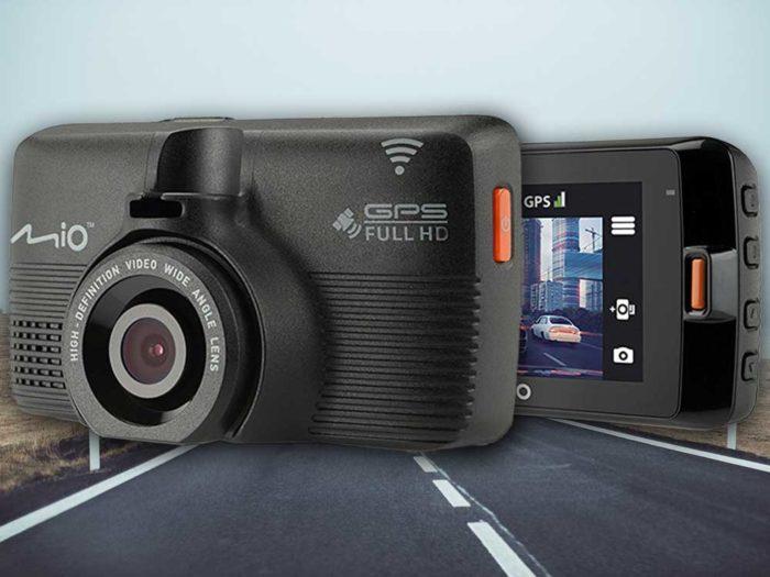 MiVue 792 WIFI Pro – флагманский видеорегистратор от Mio