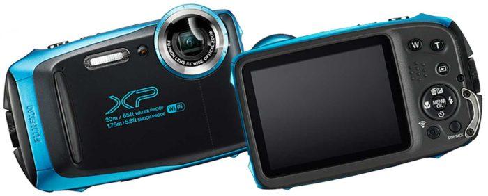Fujifilm FinePix XP130 дизайн