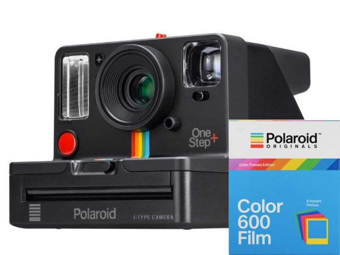 Polaroid Originals OneStep+ - фотоаппарат 2018 года