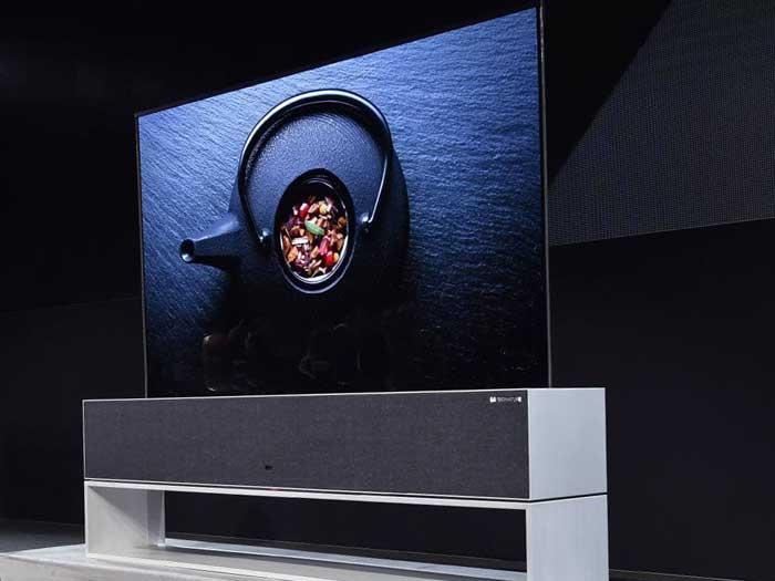 OLED TV R и его режимы просмотра