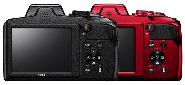Nikon Coolpix B600 дисплей