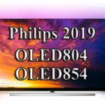 Philips OLED 804 и OLED 854 — флагманские телевизоры Philips 2019