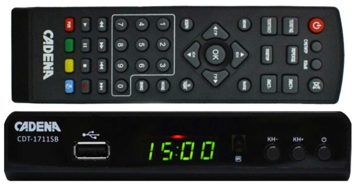 Cadena CDT-1711SB дизайн