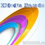 XMedia Recode. Конвертация видео