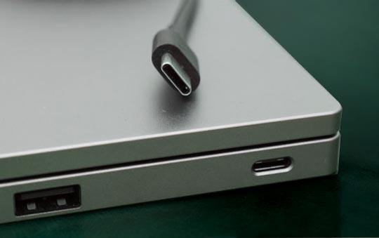 разъёмы USB-C