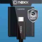 Адаптер USB-C - HDMI
