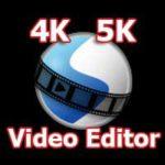 Бесплатный видеоредактор для 4K и 5K в русской версии