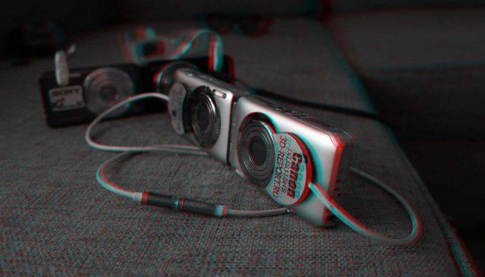 Съёмка двумя фотоаппаратами