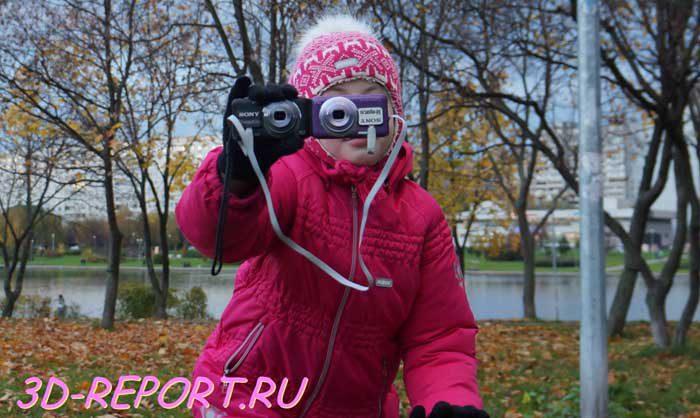 Как сделать cтереофотографию