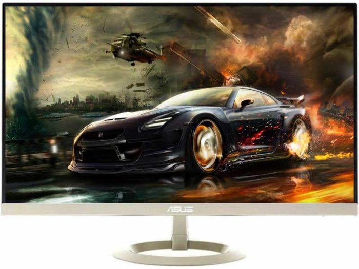 Asus VZ27AQ 1440p FreeSync по конкурентной цене