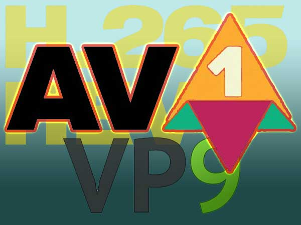 Кодек AV1 - прямой конкурент HEVC
