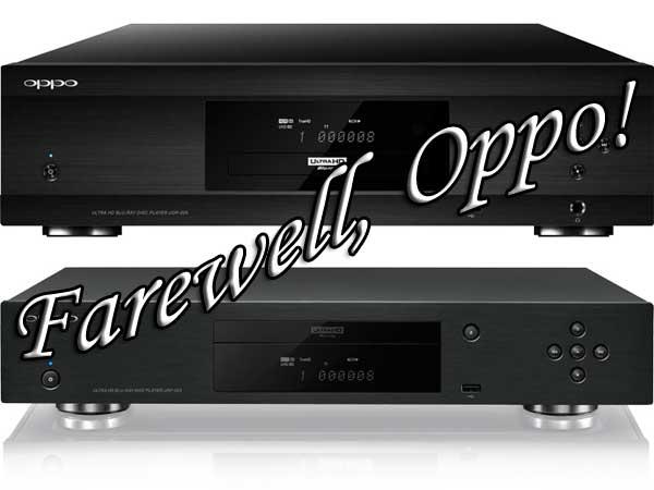 Oppo покидает бизнес проигрывателей Blu-ray