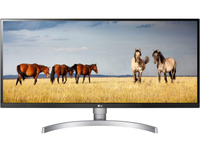 LG 34WK650 - ультраширокий монитор для геймеров