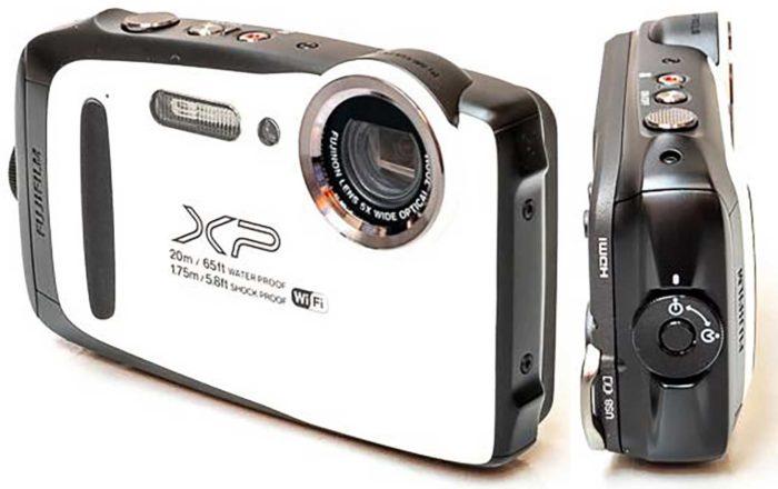 Fujifilm FinePix XP130 обзор