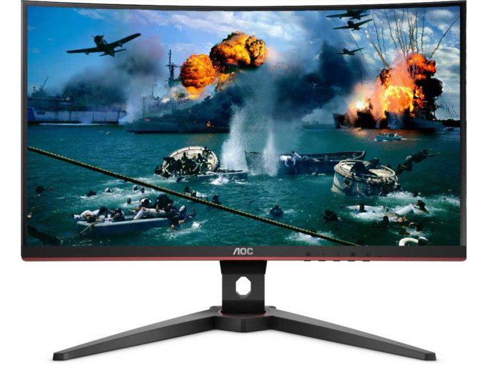 AOC C24G1 из серии G1 с изогнутым экраном