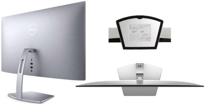 Dell S2419HM дизайн