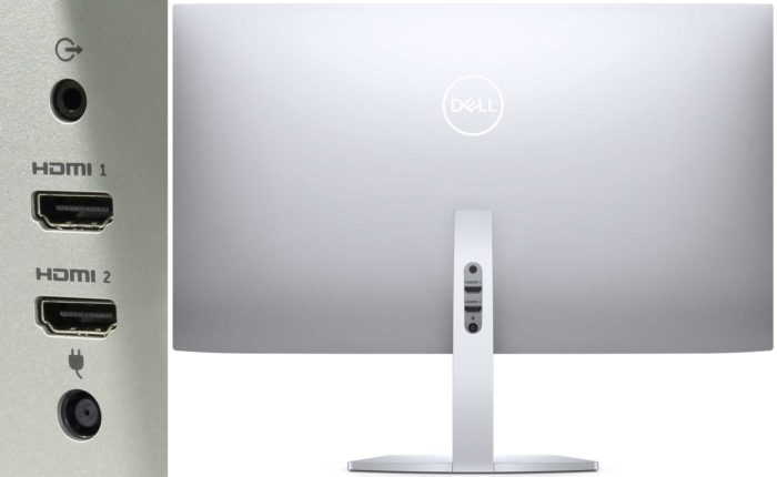 Dell S2419HM интерфейсы