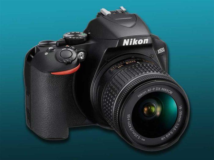 Nikon D3500 - зеркальный фотоаппарат по бюджетной цене