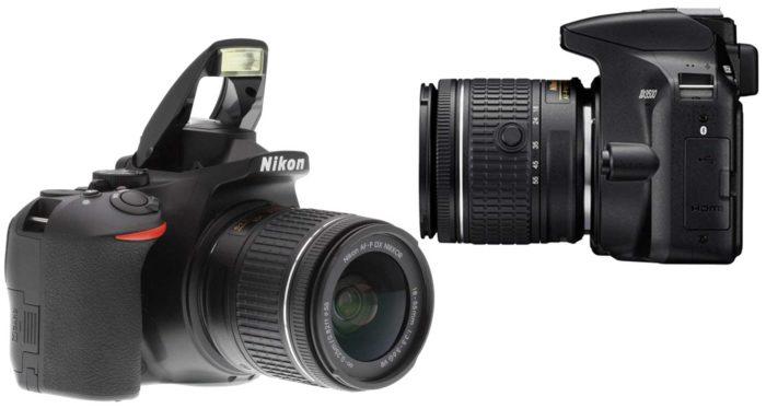 Nikon D3500 обзор