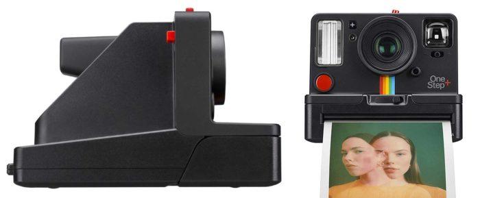 Polaroid Originals OneStep+ загрузка кассеты