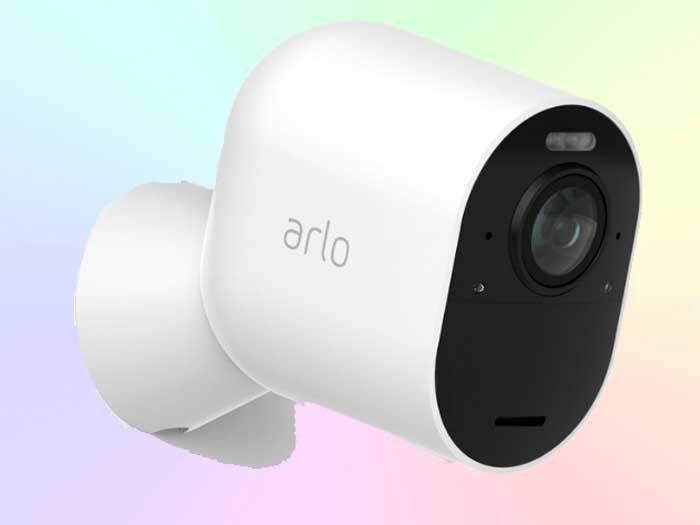 Arlo Ultra 4K HDR - камера наблюдения для дома