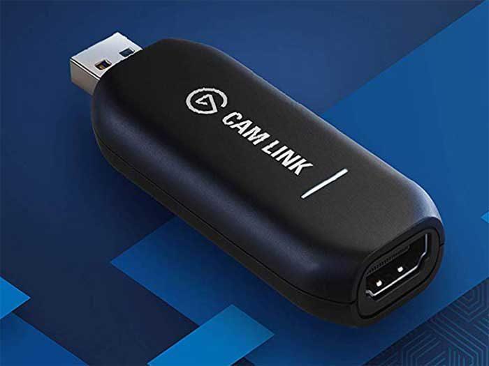 Elgato Cam Link 4K преобразует DSLR и экшн-камеры в веб