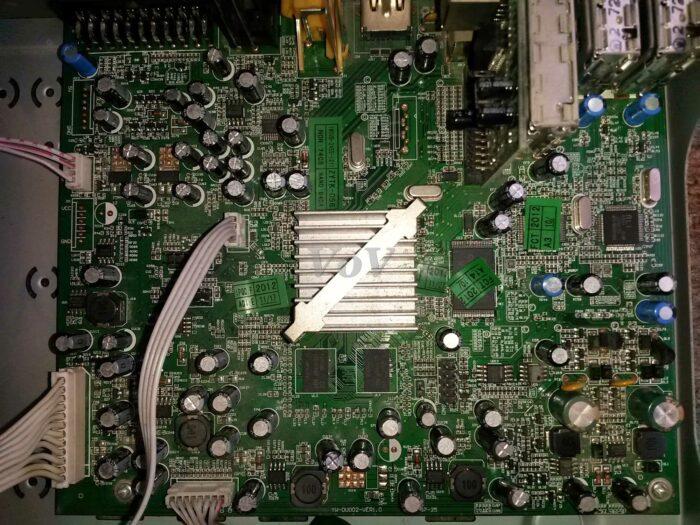 Ремонт и замена конденсаторов