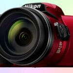 Nikon Coolpix B600 — компактный фотоаппарат с зумом 60х