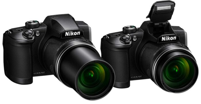 Nikon Coolpix B600 дизайн