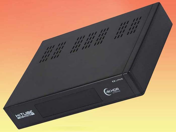 HiTube 4K Combo - спутниковый ресивер по конкурентной цене