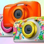 Nikon Coolpix W150 — надежный компактный фотоаппарат