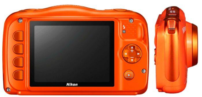 Nikon Coolpix W150 дисплей