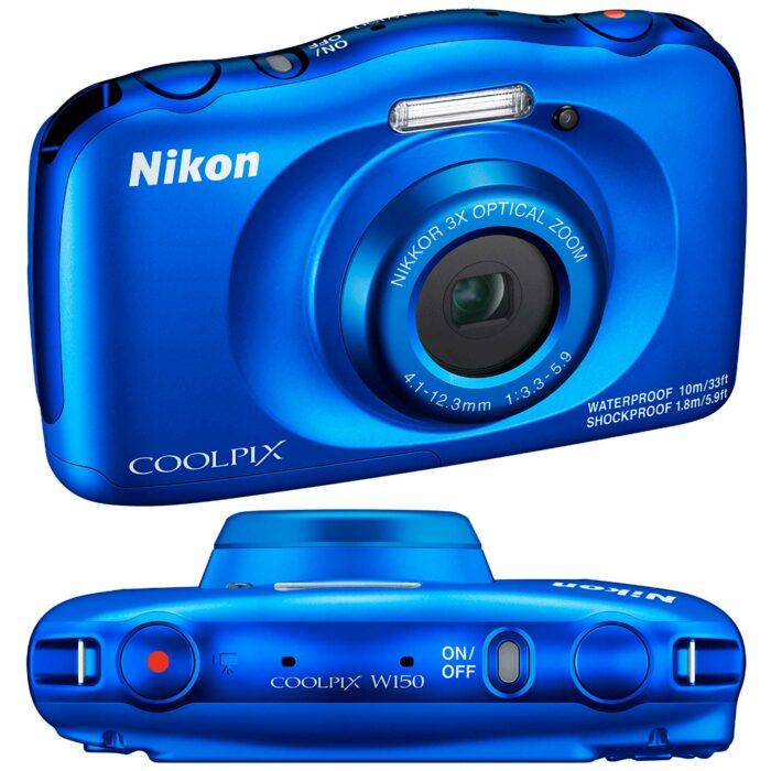 Nikon Coolpix W150 обзор