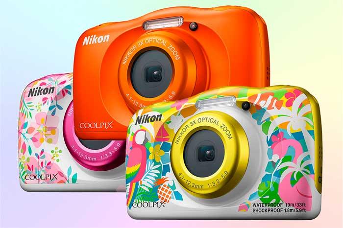 Nikon Coolpix W150 - надежный компактный фотоаппарат