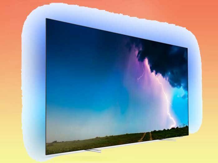 Philips 55OLED754 - самый бюджетный OLED TV от Филипс