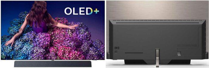Philips OLED934 - особенности