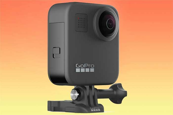 GoPro Max - панорамная экшн-камера