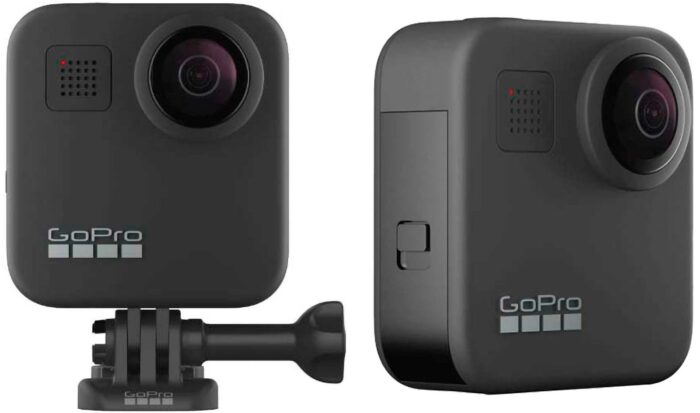 GoPro Max дизайн