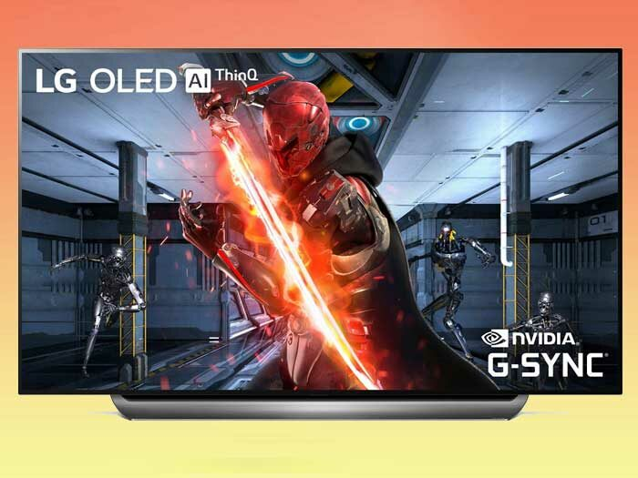 Телевизоры LG OLED с G-Sync Nvidia
