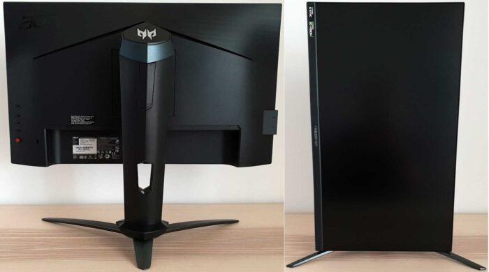 Acer Predator XN253QXbmiprzx дизайн