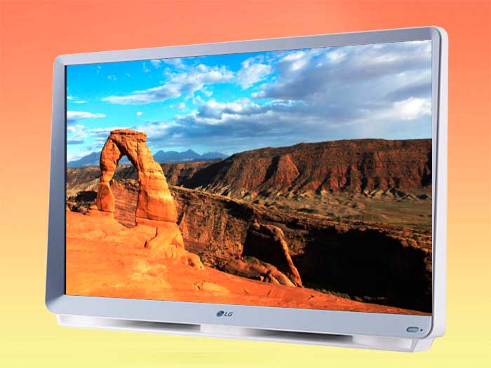 LG 27TK600V WZ 27 - персональный телевизор