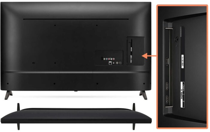 LG 43LM5700 интерфейс