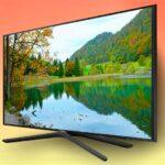 Samsung UE43N5500AU — бюджетный смарт-телевизор